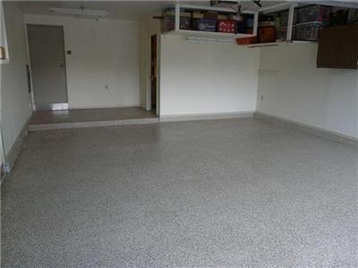 Acid wash concrete garage floors floor matttroy for How to wash concrete garage floor