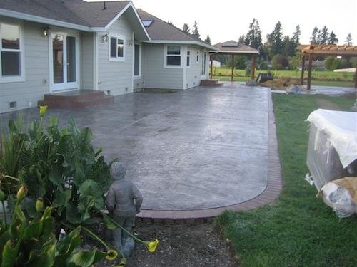 Concrete Contractors : Tacoma